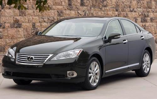 Lexus ES 350 photo 05