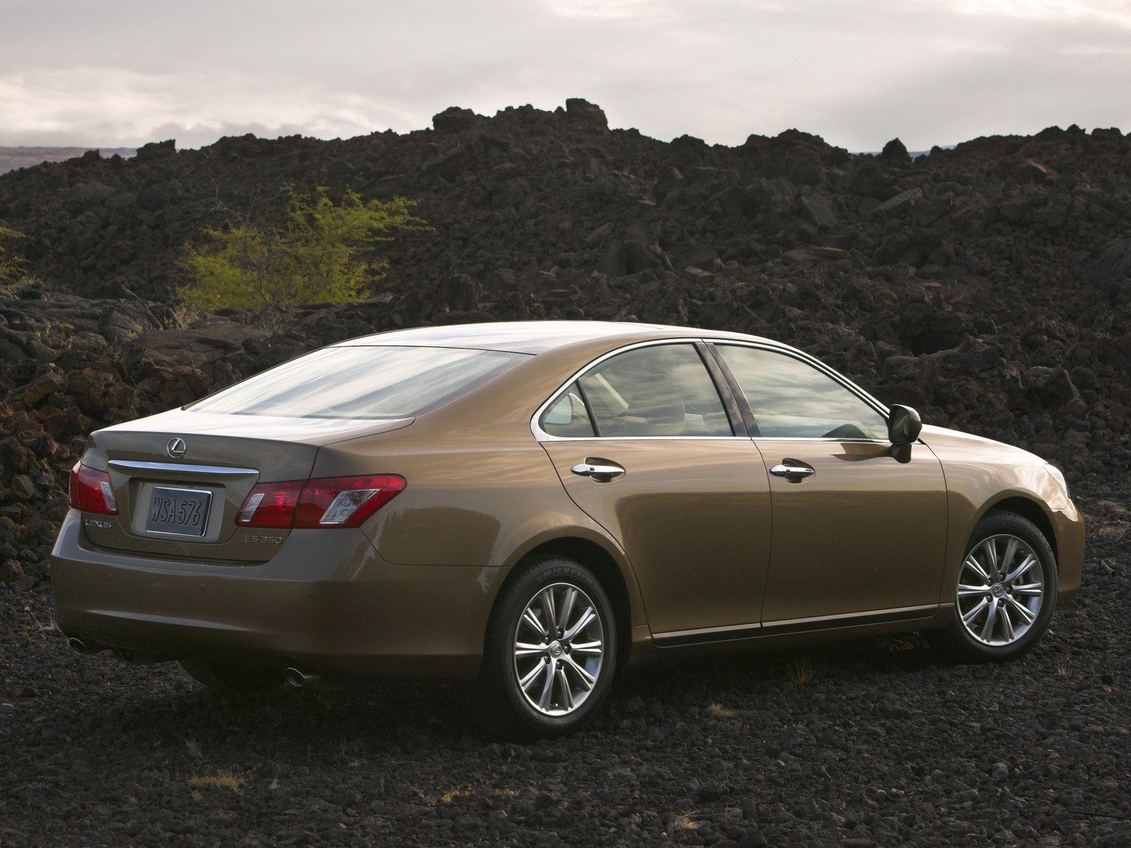 Lexus ES 350 photo 06