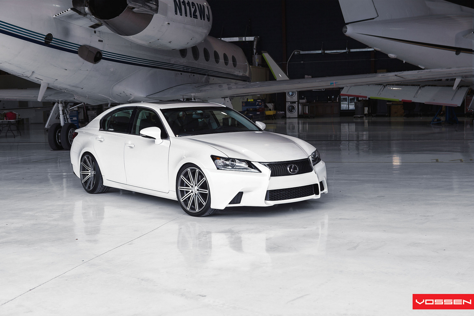 Lexus GS photo 08