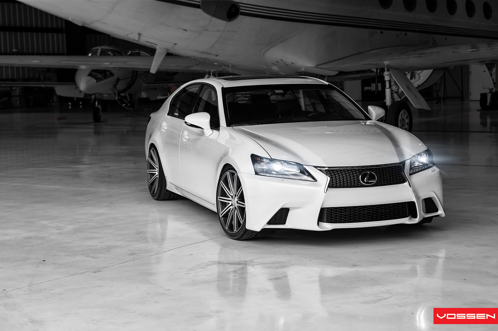 Lexus GS photo 09