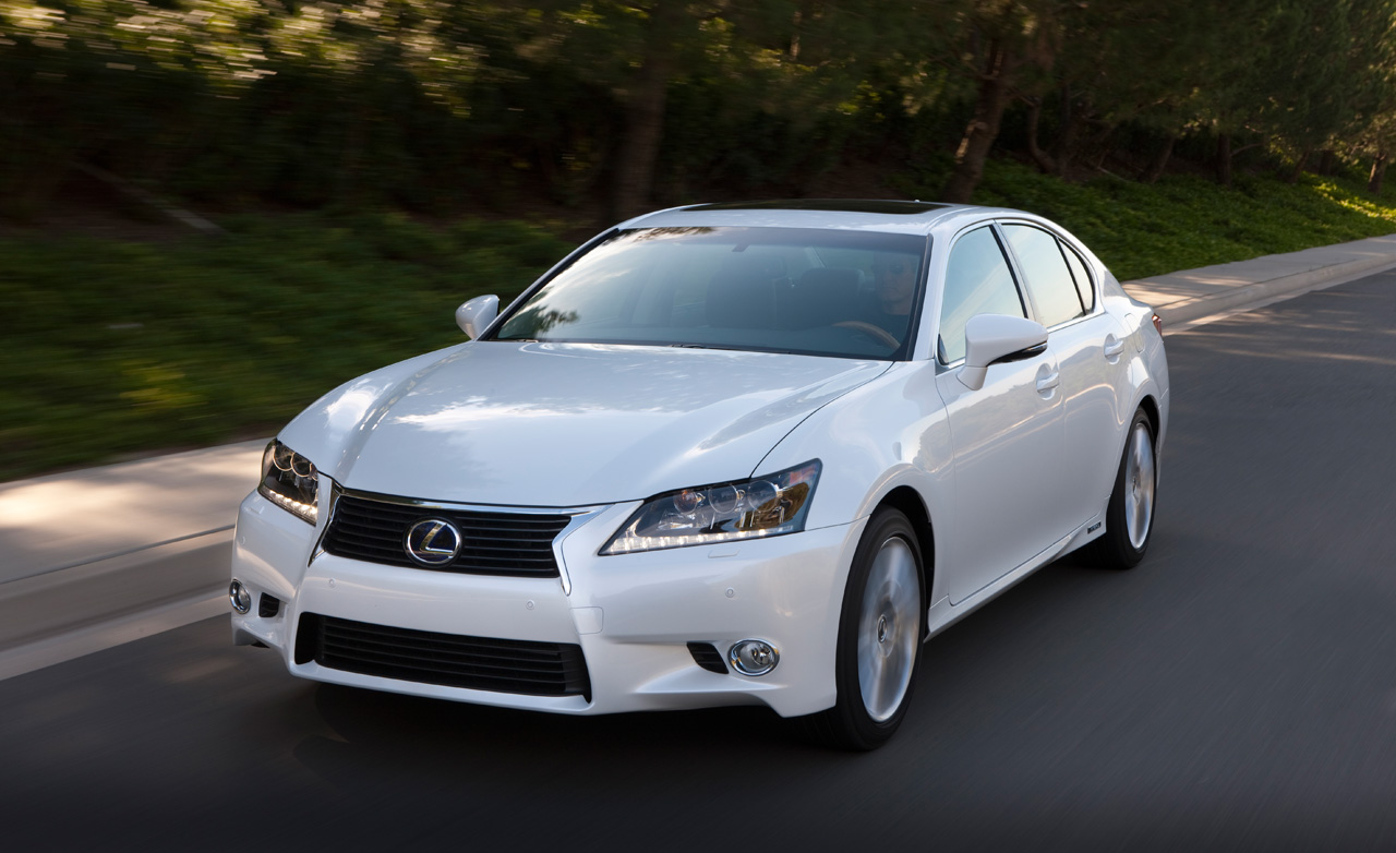 Lexus GS photo 10