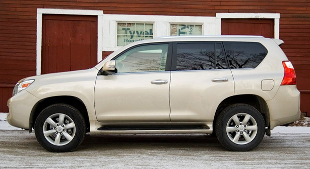 Lexus GX 460 photo 03