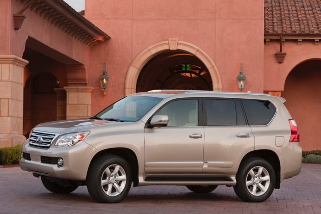 Lexus GX 460 photo 09
