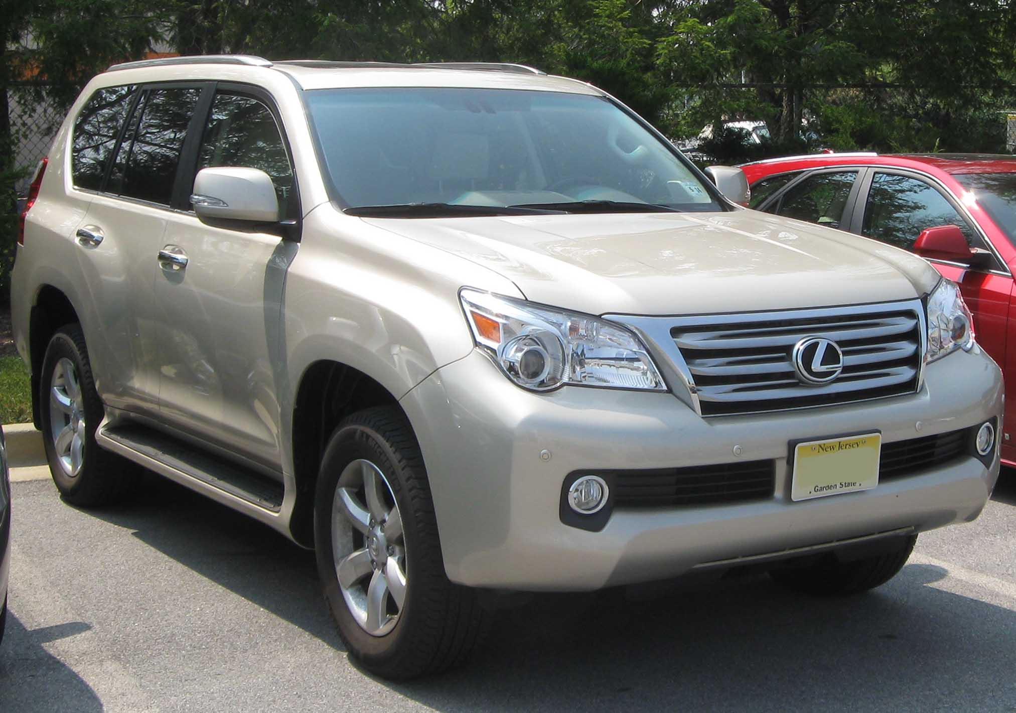 Lexus GX 460 photo 10