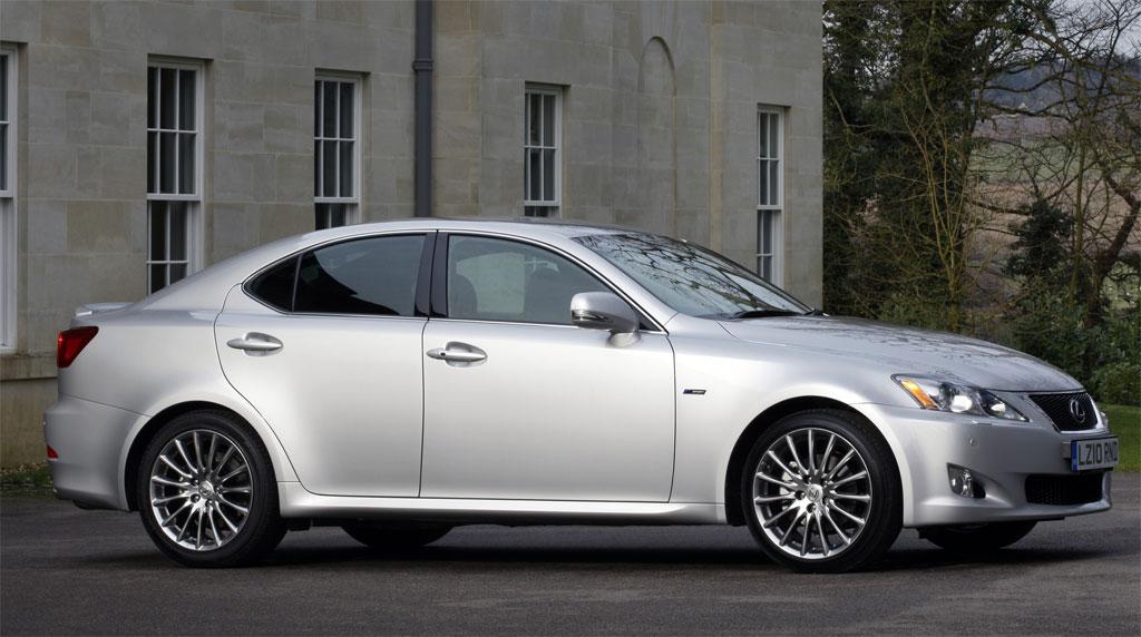 Lexus Is 220d Technical Details History Photos On Better