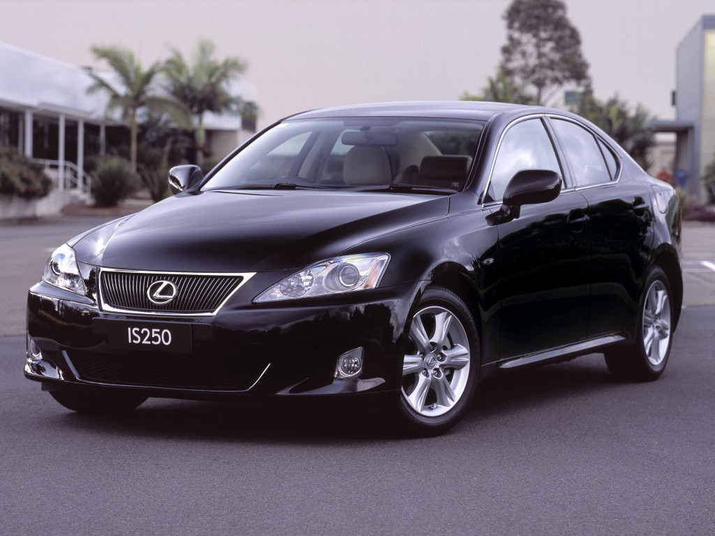 Lexus IS 250 photo 03