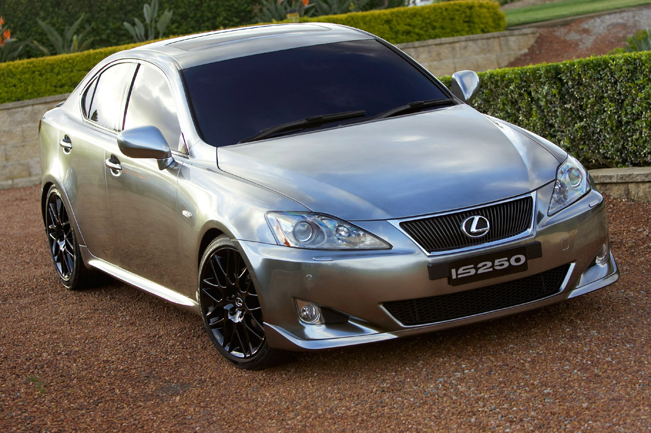 Lexus IS 250 photo 06