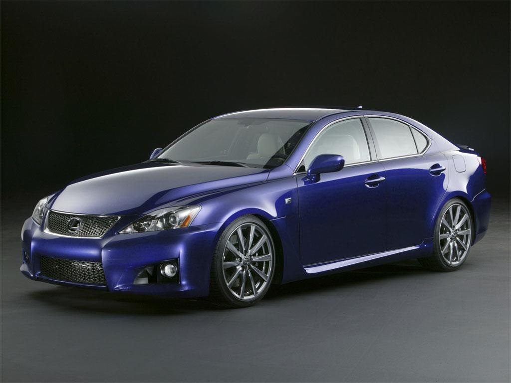 Lexus IS-F photo 01