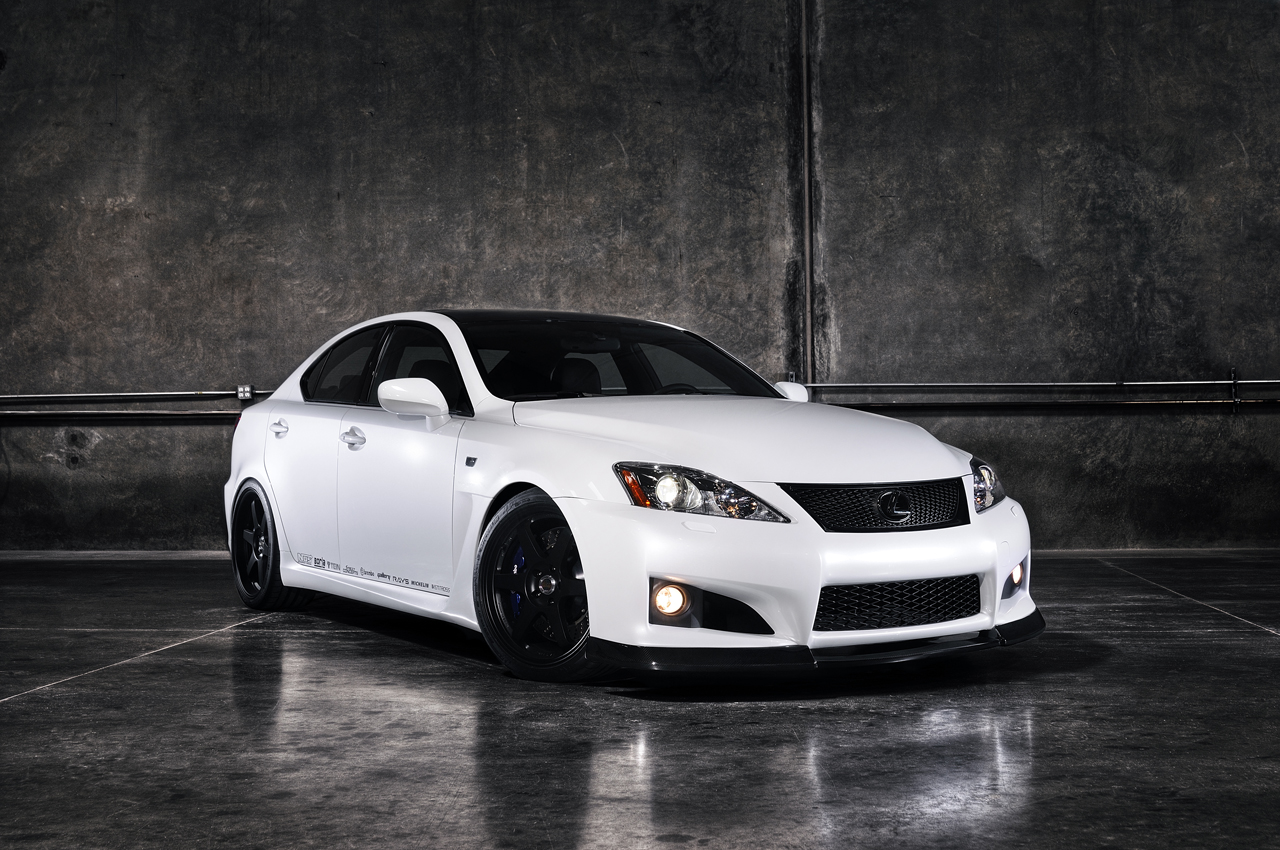 Lexus IS-F photo 06