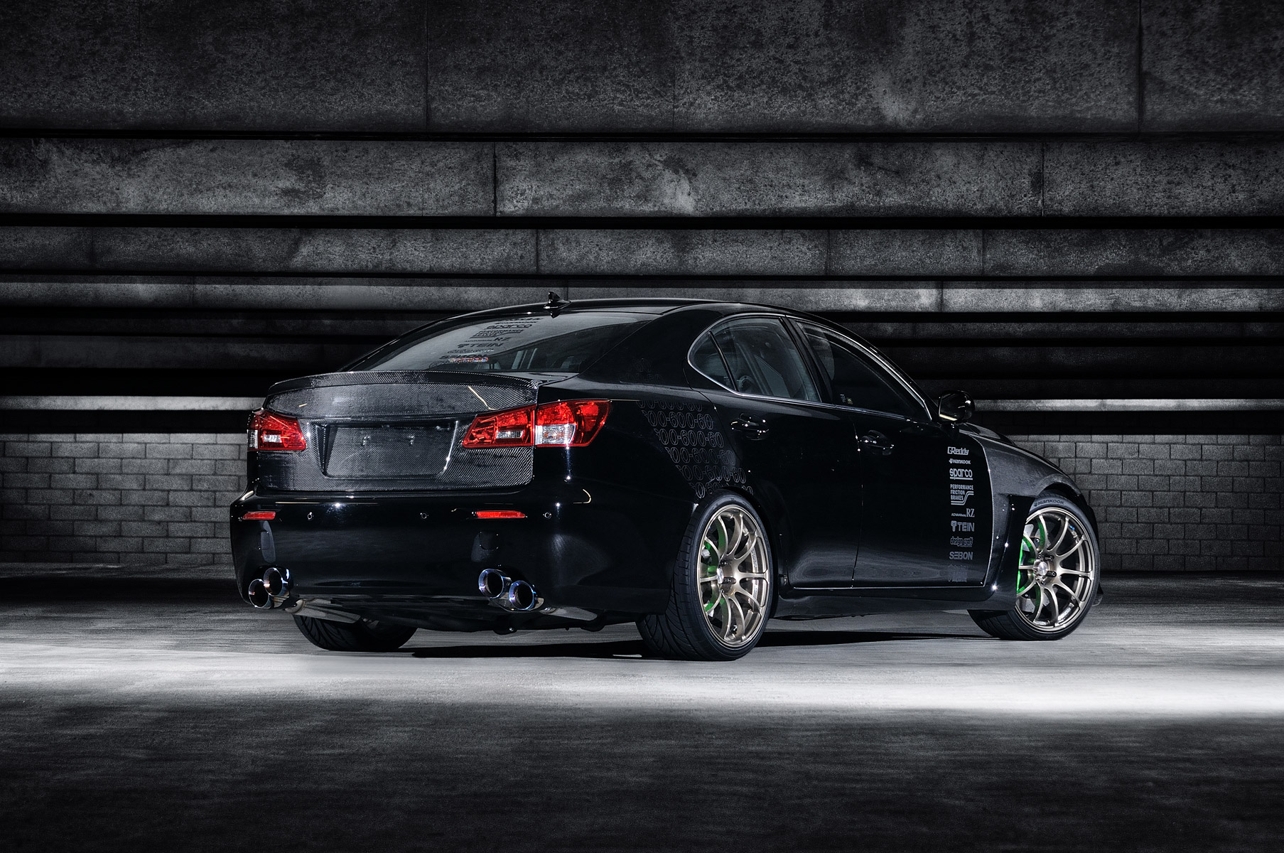 Lexus IS-F photo 07