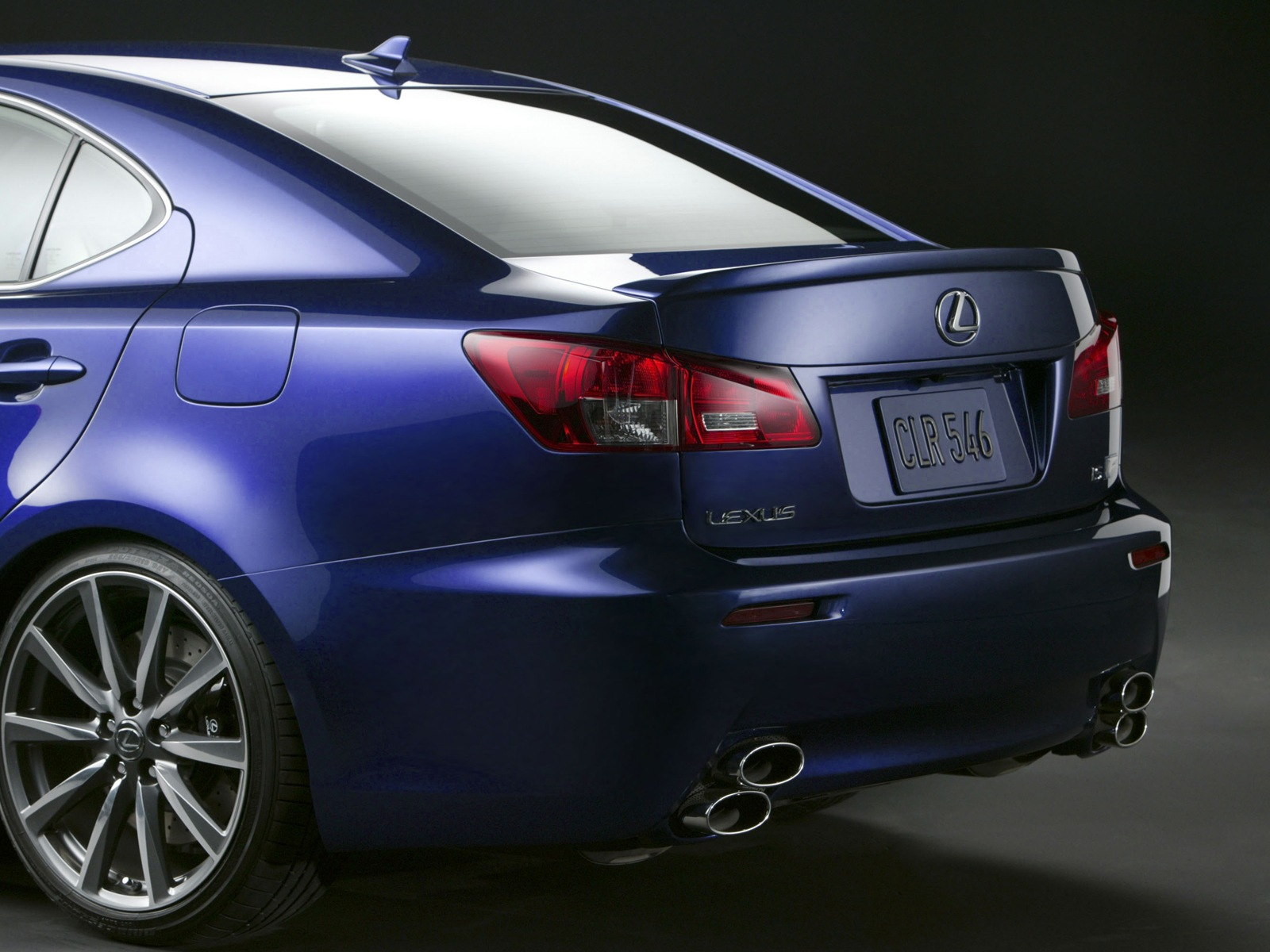 Lexus IS-F photo 09