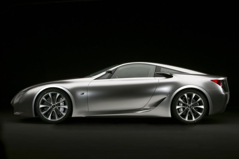 Lexus LF-A photo 06