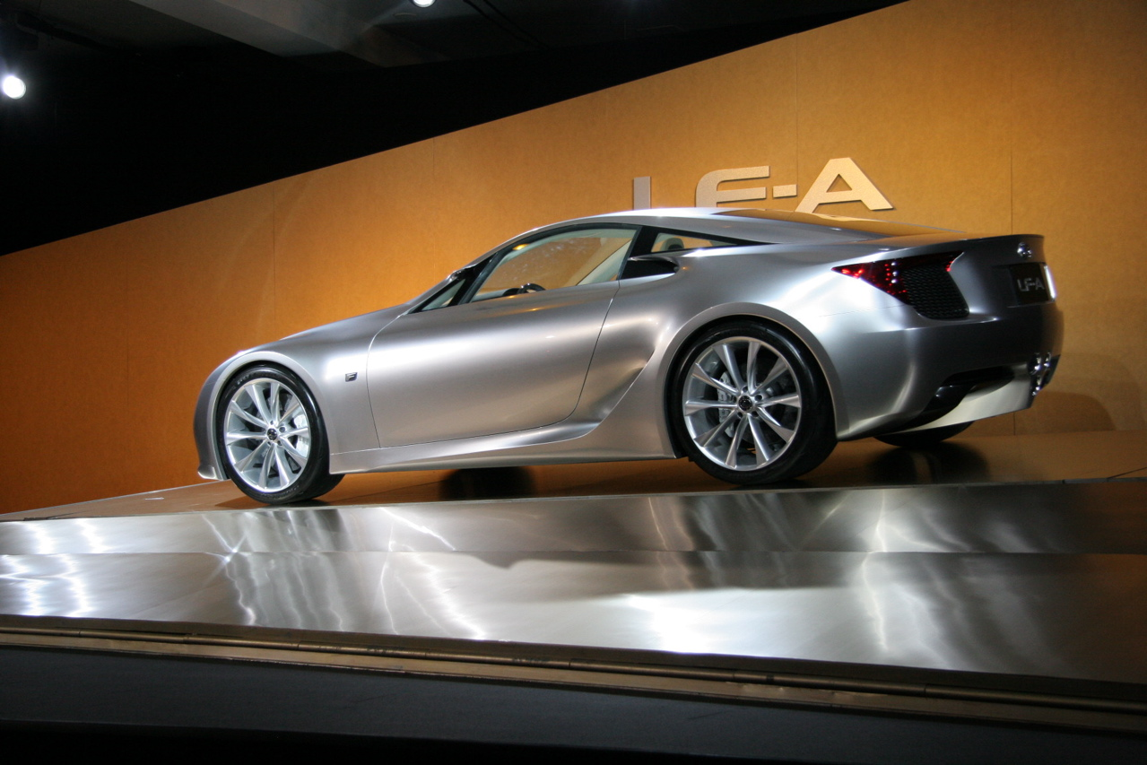 Lexus LF-A photo 07