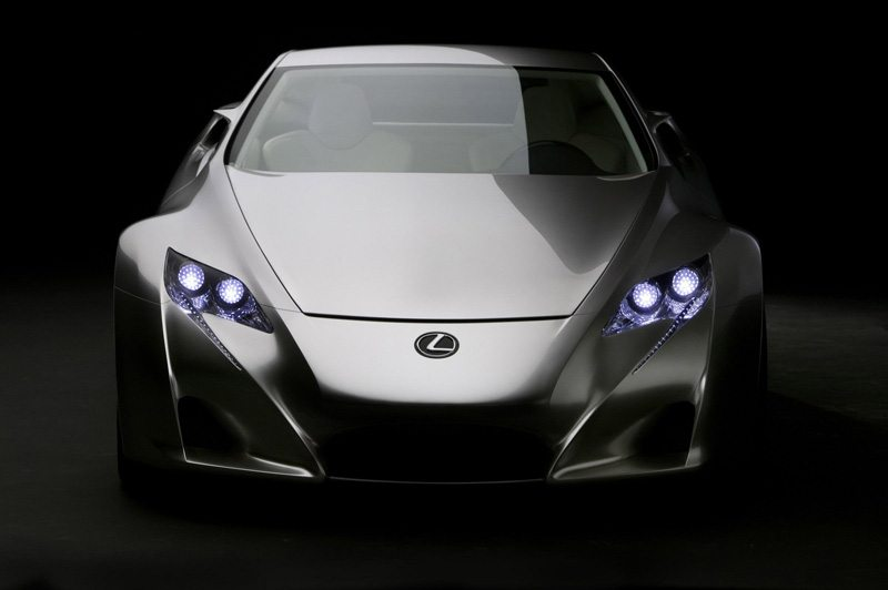 Lexus LF-A photo 08