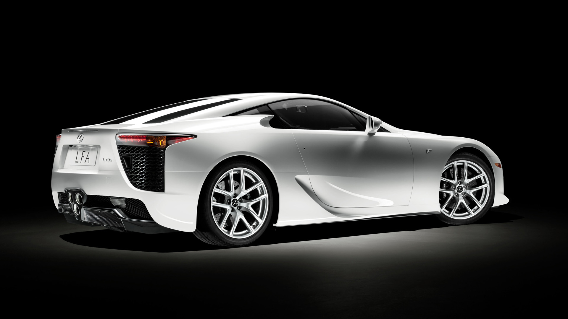 Lexus LFA photo 01