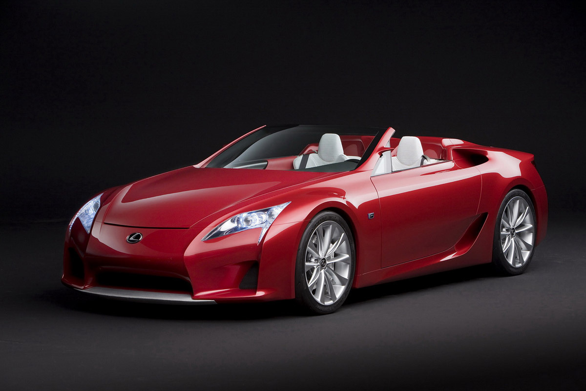 Lexus LFA photo 03
