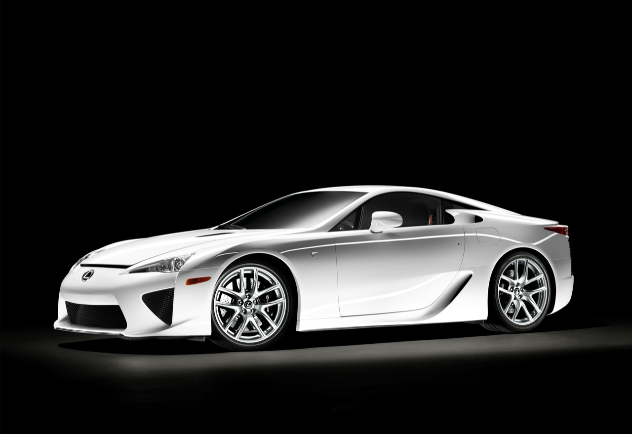 Lexus LFA photo 04