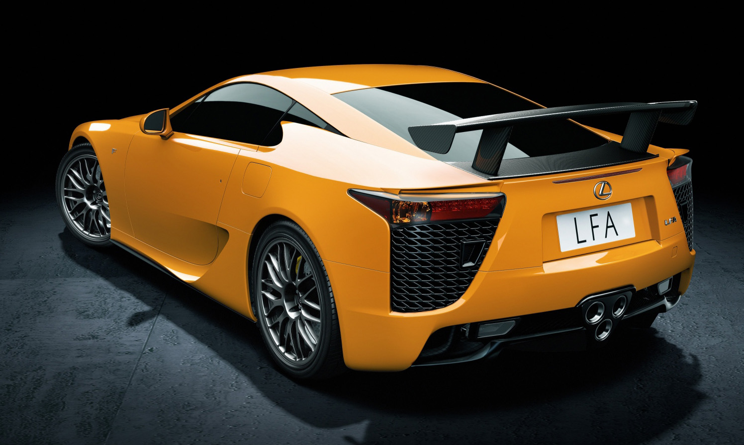 Lexus LFA photo 05
