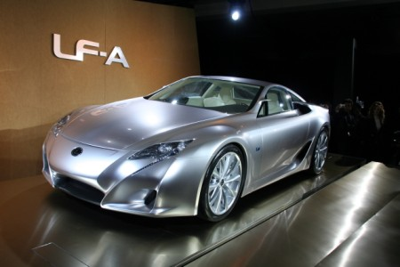 Lexus LFA photo 13