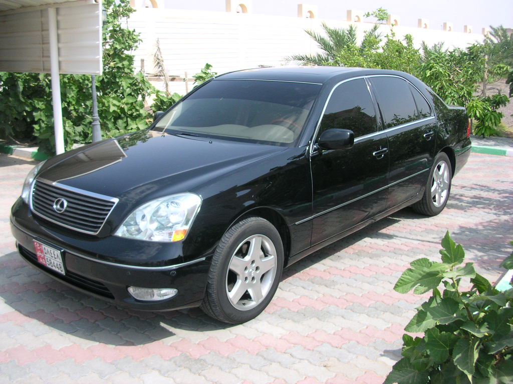lexus ls 430 technical details  history  photos on better