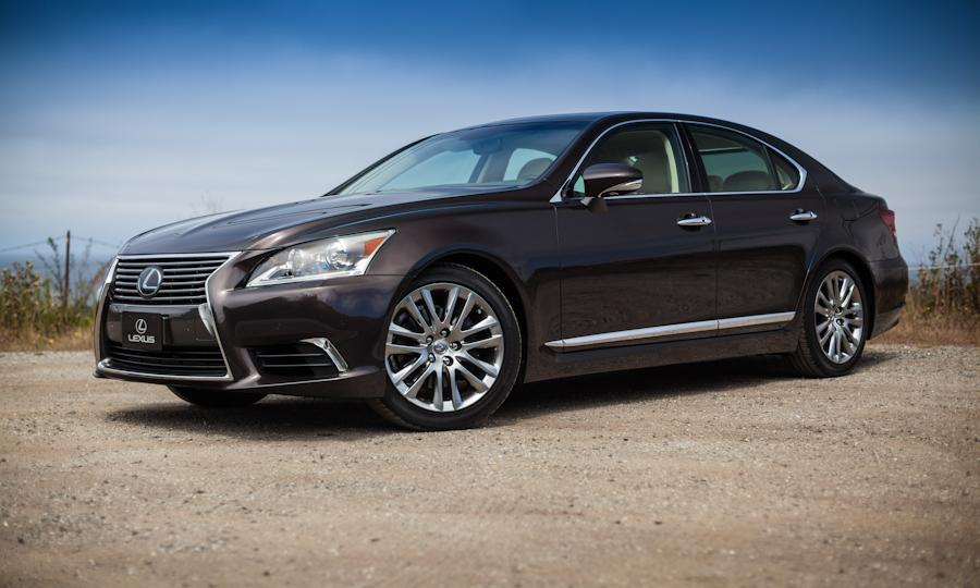Lexus LS 460 photo 08