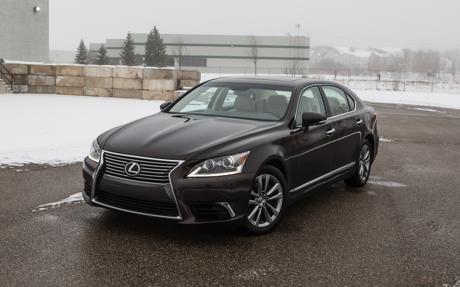 lexus ls 460 awd technical details history photos on better
