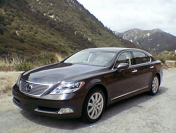 Lexus LS 600h photo 03