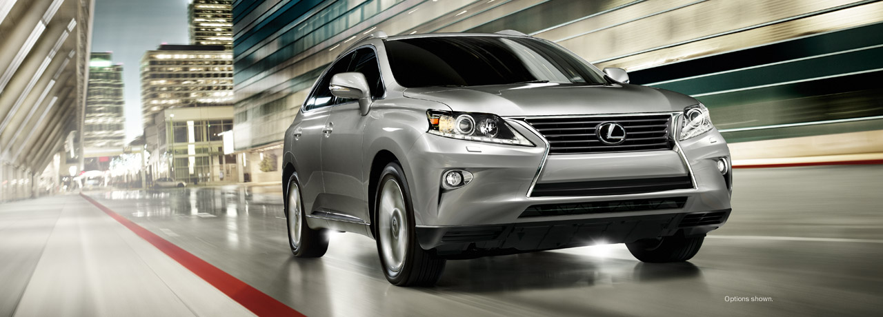 Lexus RX photo 01