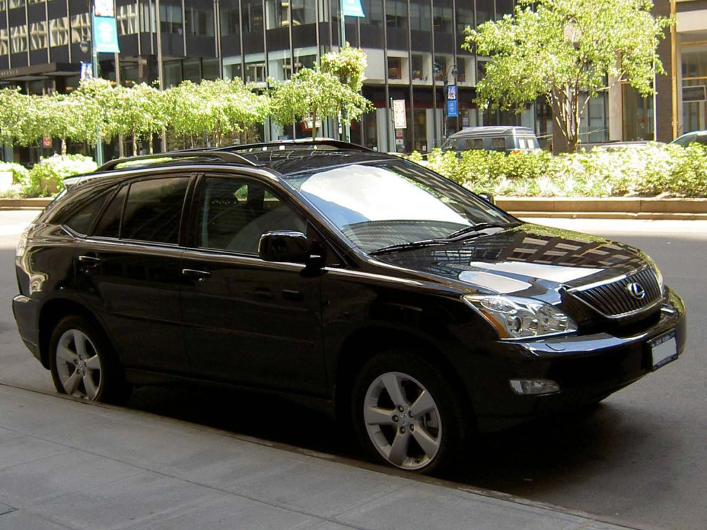Lexus RX photo 03