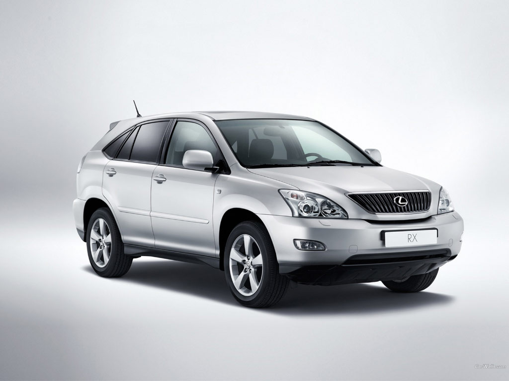 Lexus RX photo 05