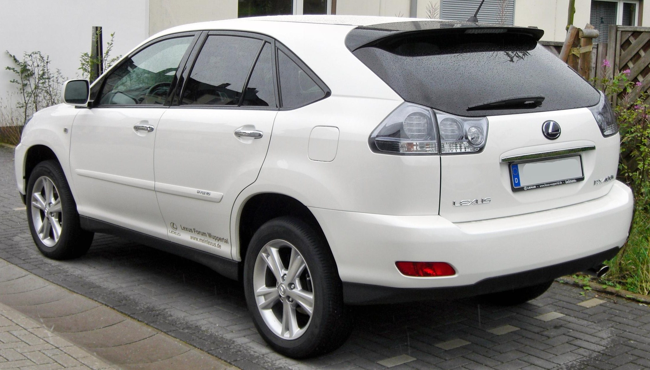 Lexus RX photo 07