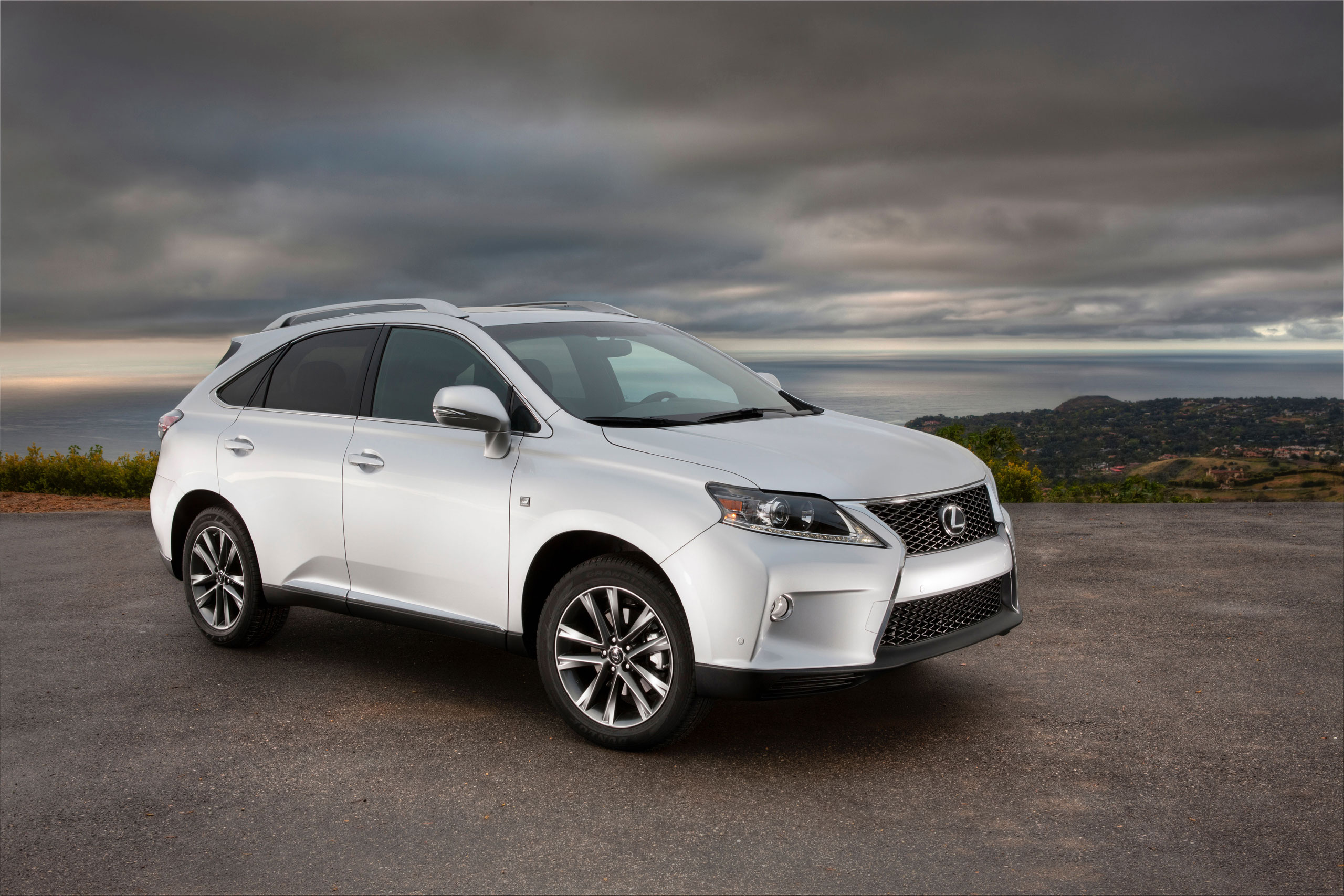Lexus RX photo 08