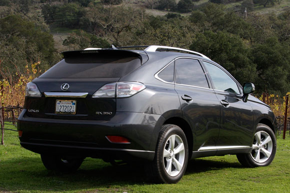 Lexus RX photo 11