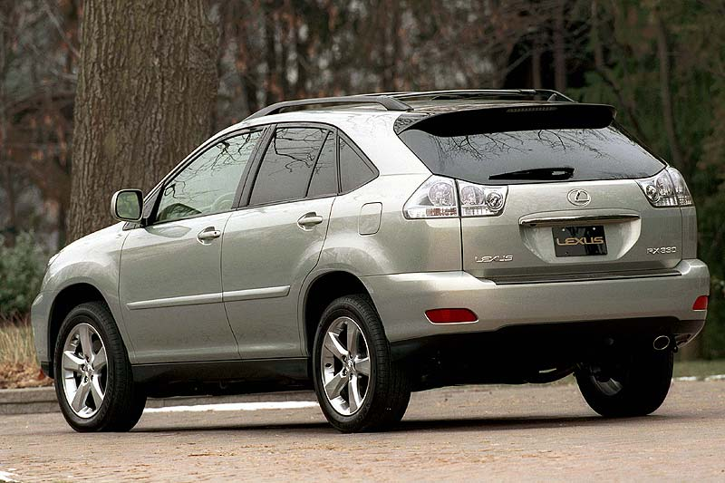 Lexus rx 330 technical details history photos on better parts ltd lexus rx 330 photo 06 sciox Gallery