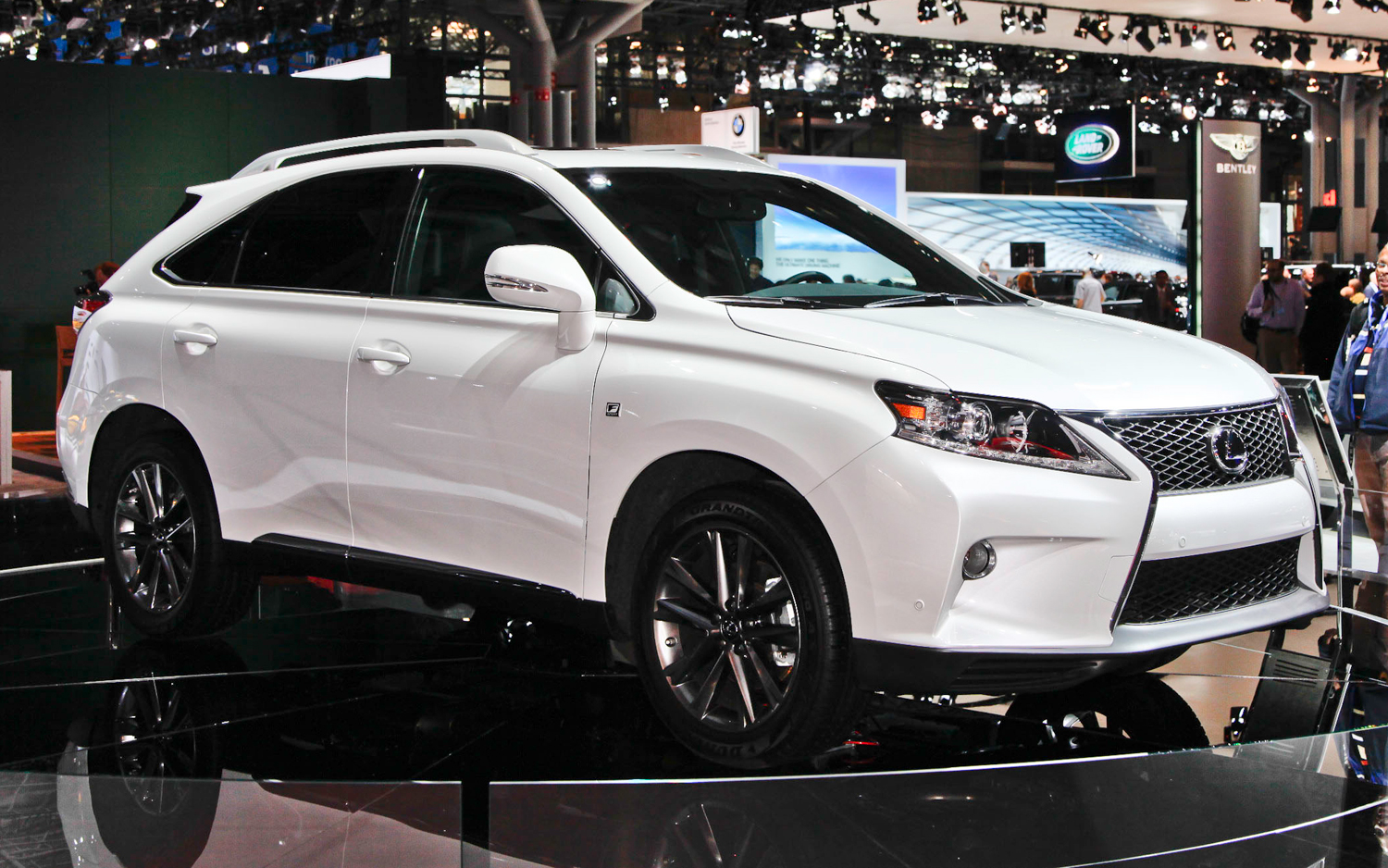 Lexus RX 350 photo 01
