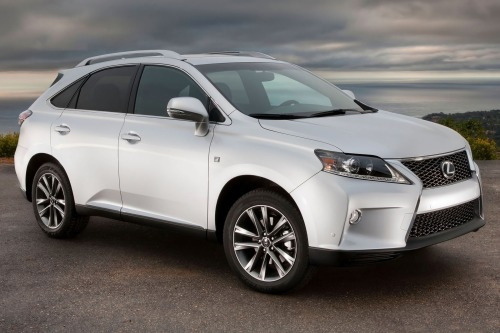 Lexus RX 350 photo 02