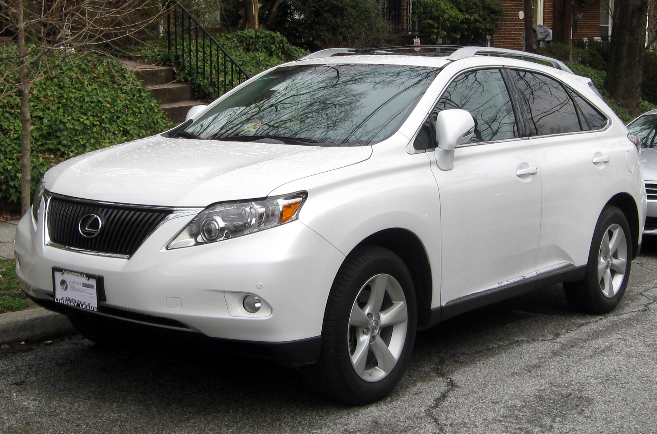 Lexus RX 350 photo 03