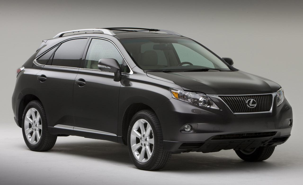 Lexus RX 350 photo 05