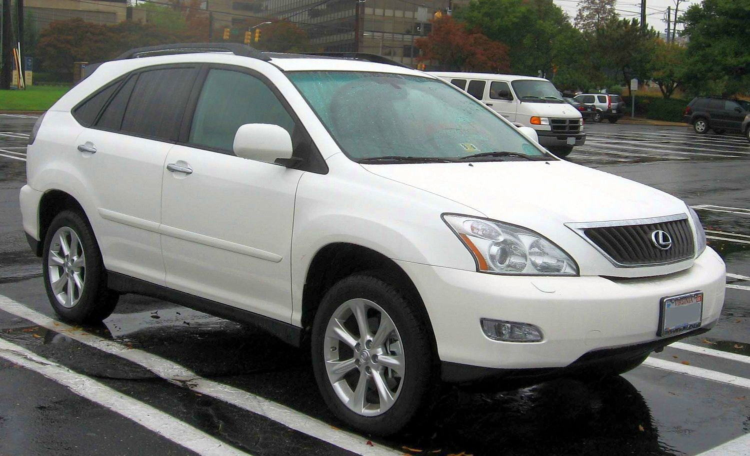Lexus RX 350 photo 06