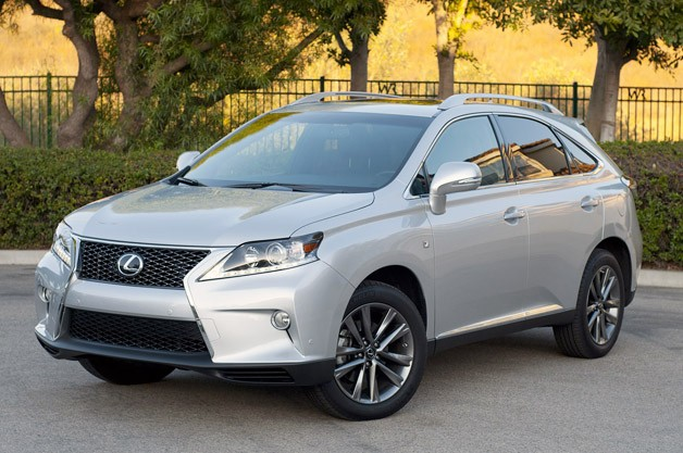 Lexus RX 350 photo 09