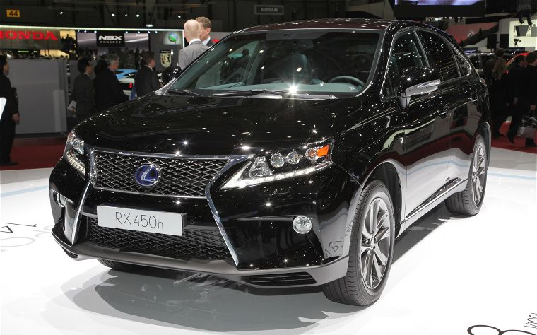 Lexus RX 350 photo 11