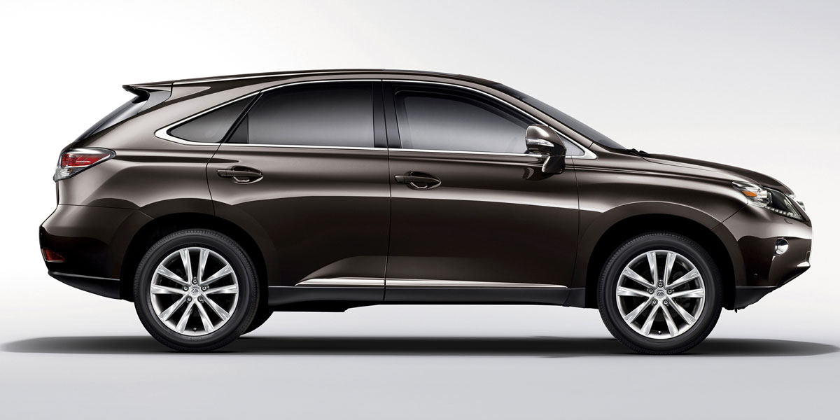 Lexus RX 350 photo 12
