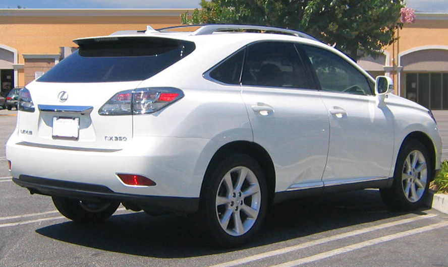 Lexus RX 350 photo 13