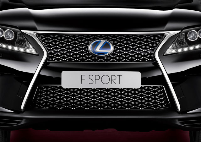 Lexus RX F Sport photo 07