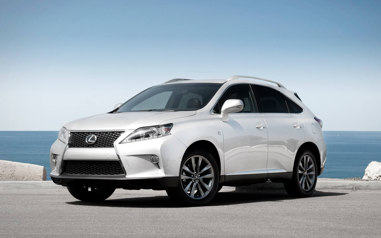 Lexus RX F Sport photo 09