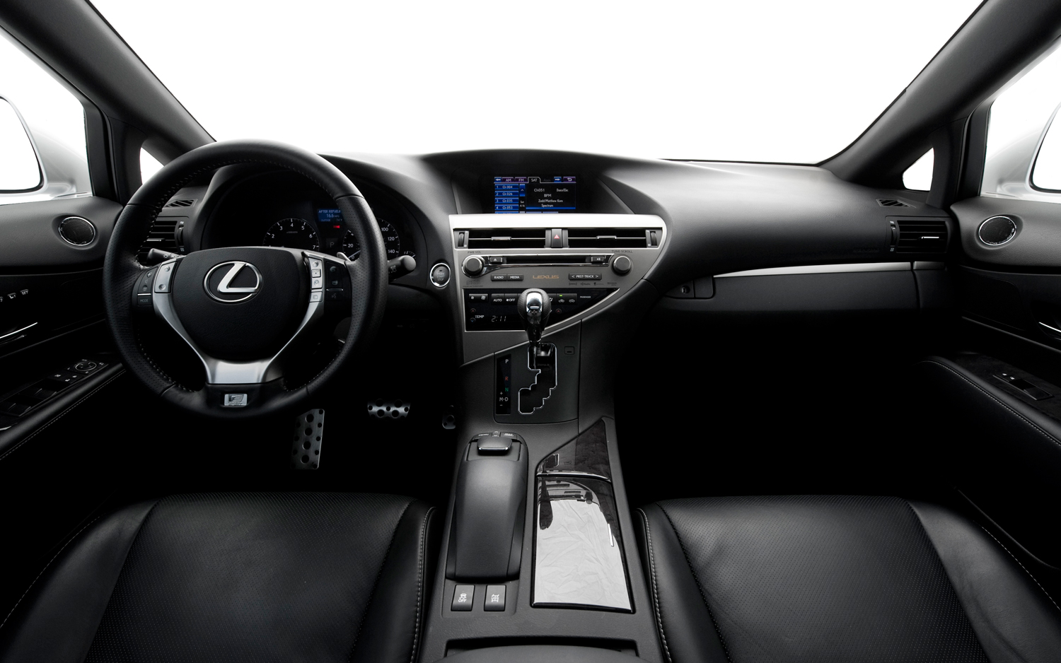 Lexus RX F Sport photo 12