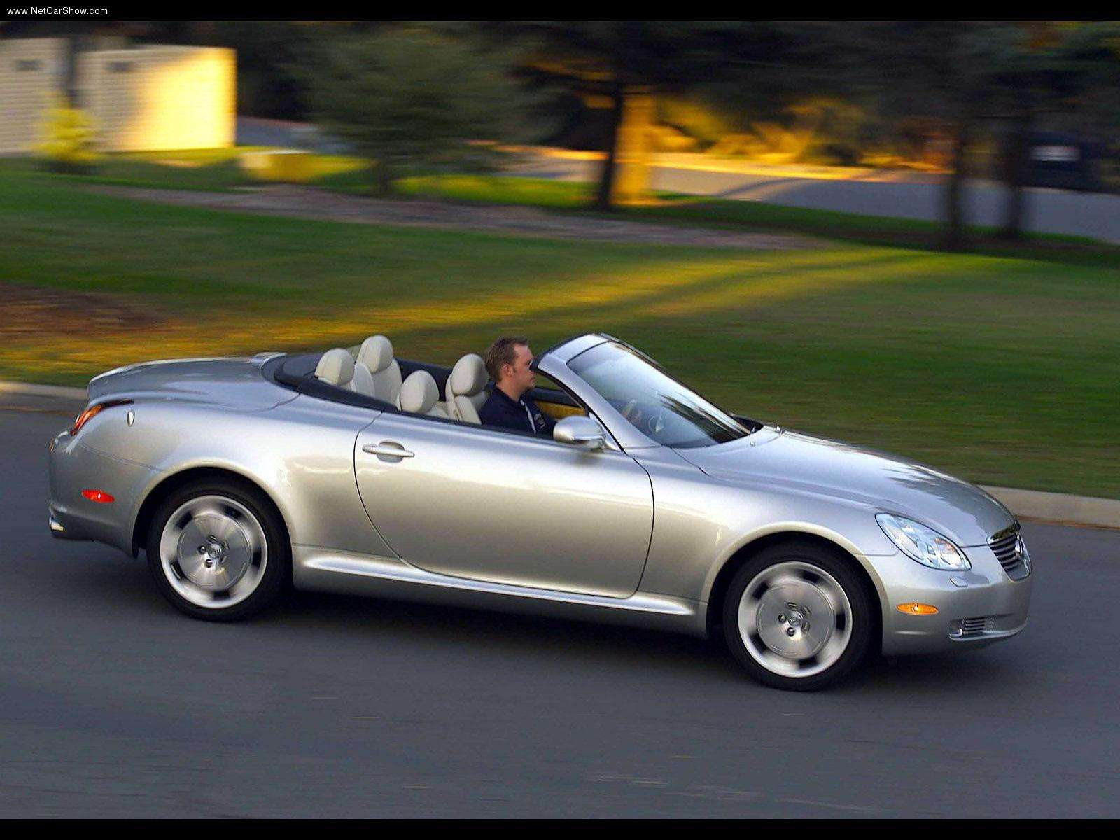 What Lexus Sc Parts Are Used In Other Cars