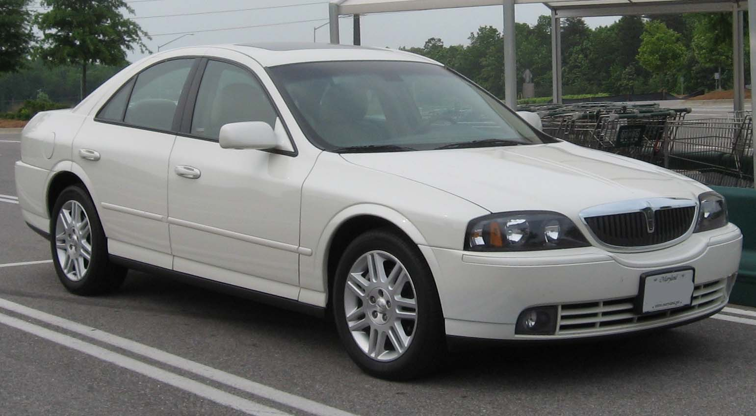 Lincoln Ls History Photos On Better Parts Ltd