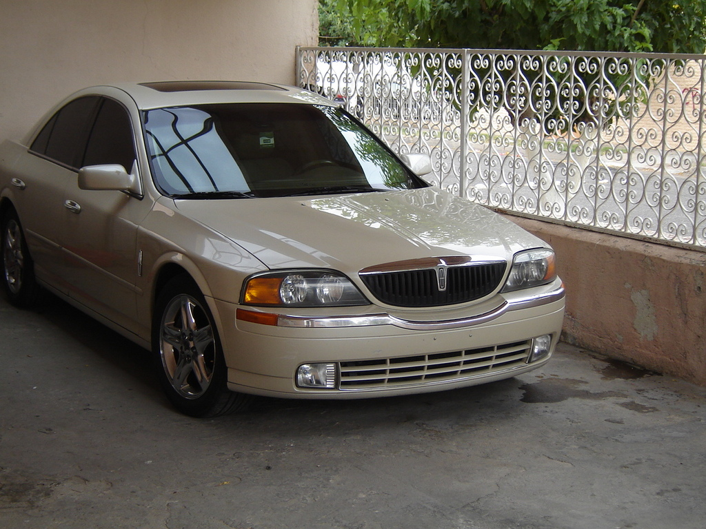 Lincoln LS history photos on Better Parts LTD – Lincoln 2002 V6 Engine Wiring