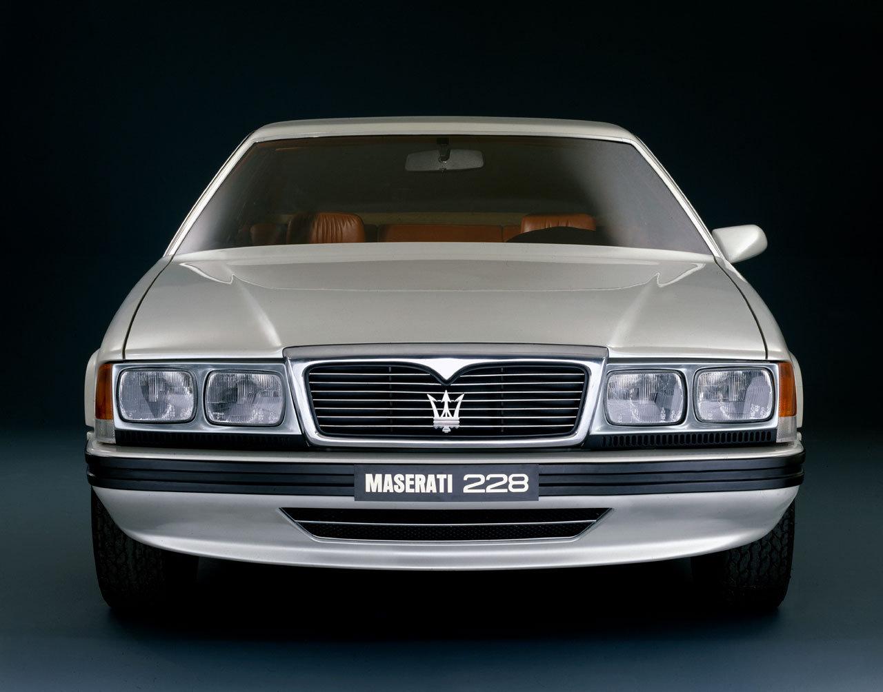 Maserati 228 technical details history photos on better - Mobeldesigner italien ...